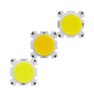 Image 3 - 2019 new arrive 28x28mm LED COB chip on board light source 15W 20W 30W LED bulb warm cold white emitting color
