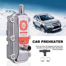 Precalentador de motor de coche, 2000W, 220V, invierno, 2 años de vida continua, bomba automática, tanque de agua, enfriado por aire, precalentador