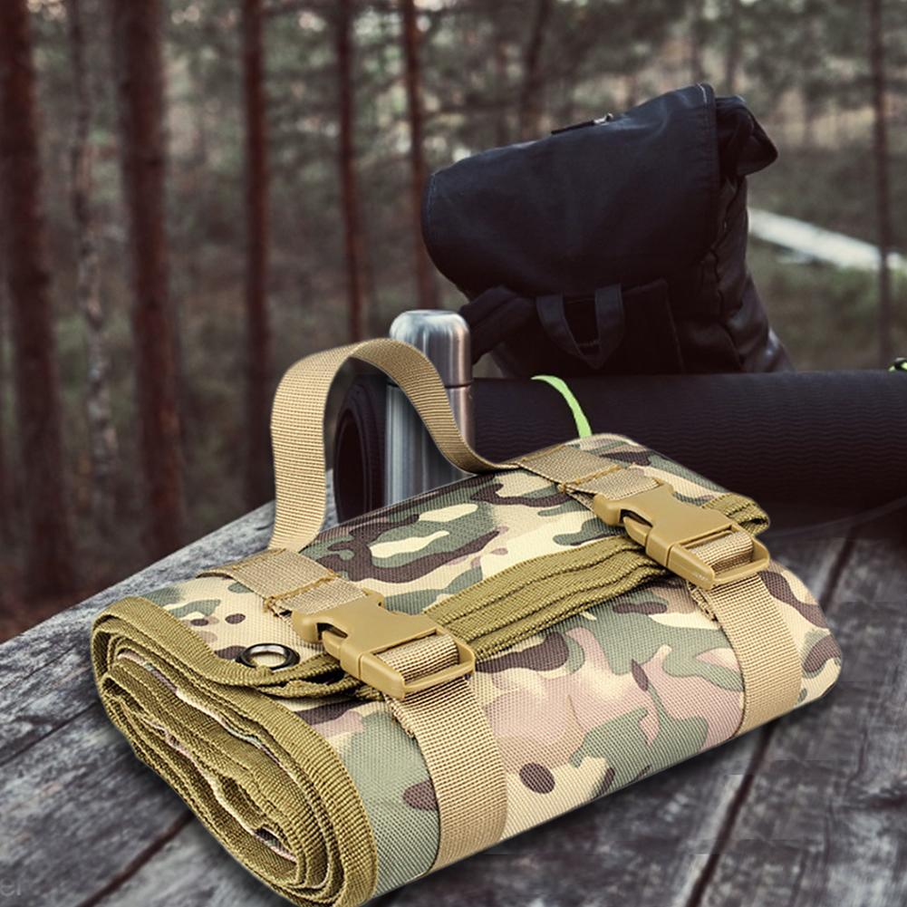 Outdoor Shooting Mat Shooting Blanket Non-slip Shooting Mat Pad Nonslip Portable Shooting Mat For Outdoor Training Camping