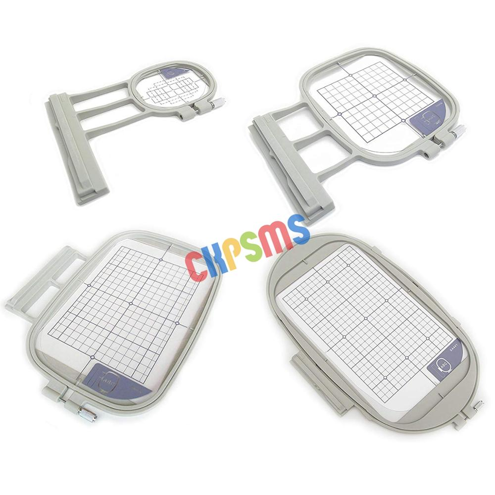 Hoop-Set Embroidery 2200 6700D 5000 -Kp-19026 2500D 4000D Duetta Fit-For