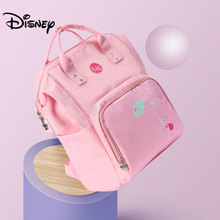 цены Disney Baby Diaper Bag Usb Backpack Fashion Mummy Maternity Multifunctional Nappy Bag Large Capacity Stroller Bag In Mommy Bag