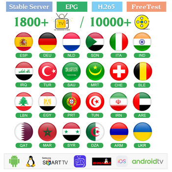 цена на 1 Year IPTV PK QHDTV Europe IPTV Arabic Italy Netherlands Android M3u IPTV Spain Belgium Arabic Morocco IP TV no app included