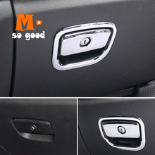 2014 2015 2016 2017 For Jeep Grand Cherokee Car Storage box handle door bowl Cover Trims Car ABS Chrome Styling Accessories 2014 2015 2016 2017 for jeep grand cherokee car storage box handle door bowl cover trims car abs chrome styling accessories