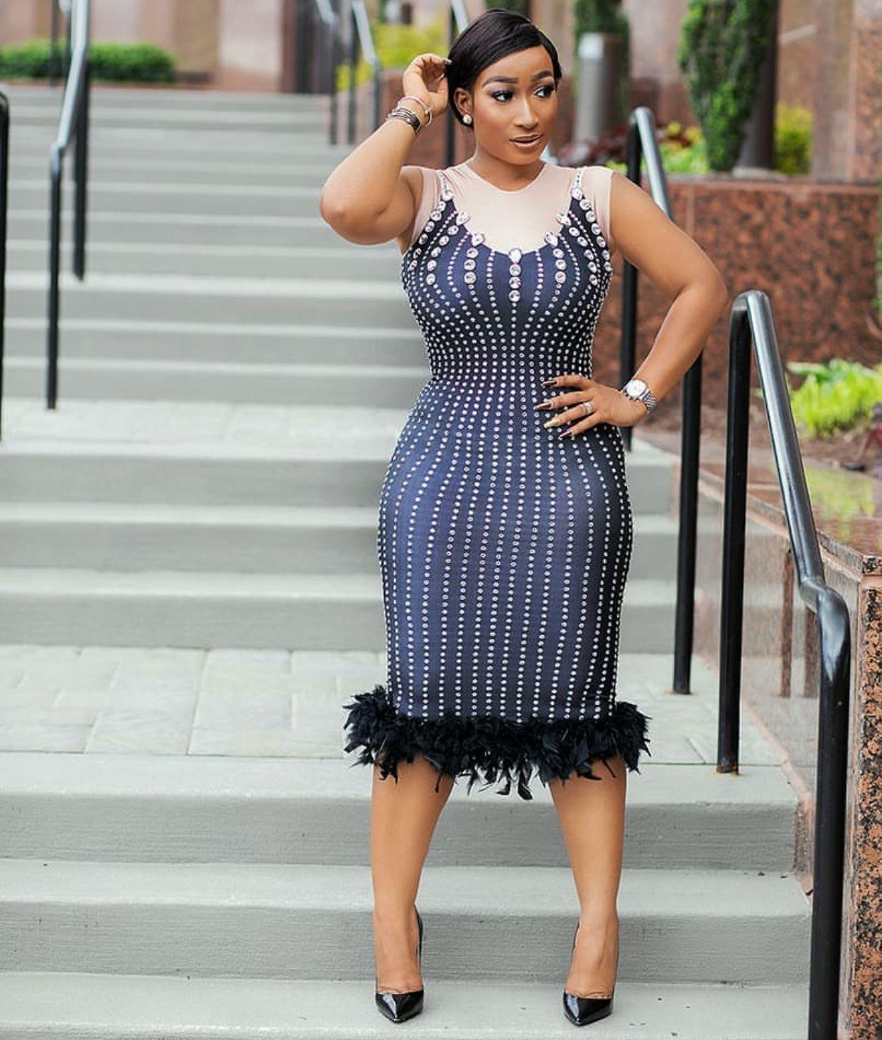 Африканские платья для женщин 2020 с коротким рукавом Бисероплетение африканская одежда Африка платье Дашики Дамская одежда Анкара, Африка