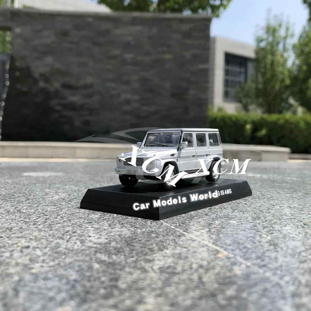 Diecast Car Model for Kyosho G 55 AMG 1:64 (Silver) + SMALL GIFT!!!!!!!!!!
