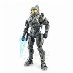 "Image 2 - Halo 5 Guardians главный Спартанский Келли Лок Танака Фреда Centurion техник Athlon 5 ""фигурка игрушки Mcfarlane кукла"
