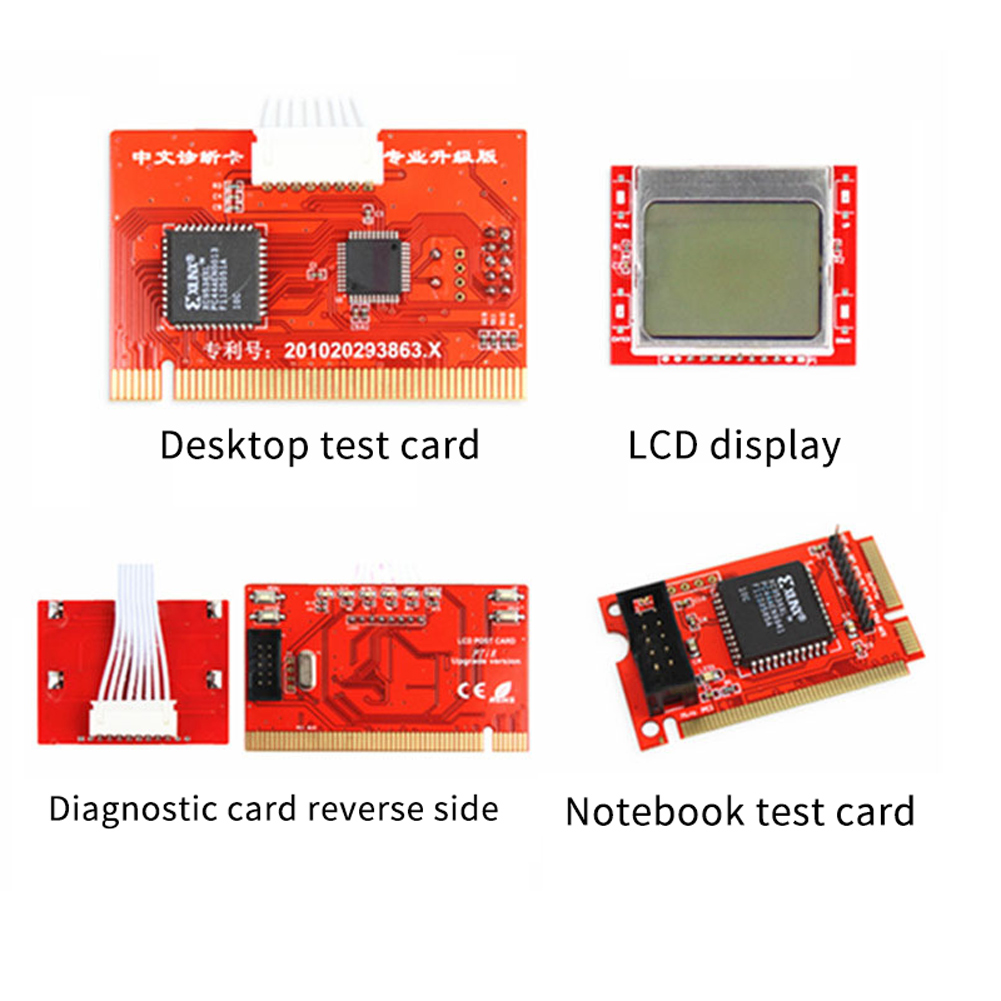 Analyzer Card-Tester Network-Tool Laptop Post Tablet Pci-Accessories Computer Diagnostic