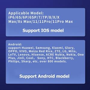Image 4 - メカニックアンドロイド Ios 電源ブーツ制御ラインアンドロイド IOS 電話テスト電源ケーブル iphone Huawei 社 Xiaomi サムスン