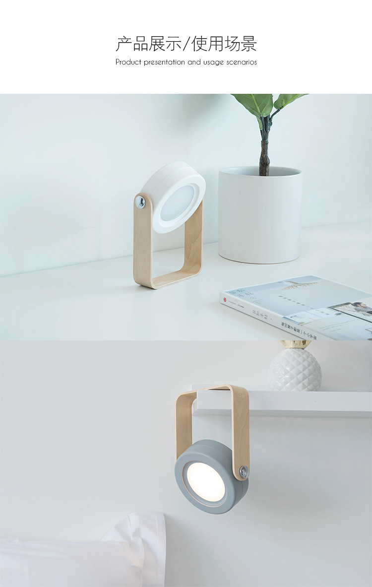 H4fe584a88de04a0480adf3777f83c8f0u - Creative Foldable Lantern Table Lamp Portable USB Charger Touch Switch Eye Protect Lamp Desk LED Reading Study Bedroom Lights