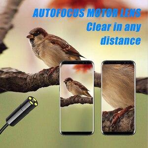 Image 2 - Mới nhất 2.0MP Tự Động Lấy Nét Wifi Camera Nội Soi IP67 1944P HD Kiểm Tra Camera 3X Zoom Cho Android iPhone IOS camera nội soi