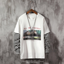 patchwork Sweatshirts  fast print car  Hoodies Sweatshirt Men Auturm Winter Hoodies Sweatshirt For Men Pullover