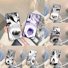 Anime girl cartoon japan Phone Case For Samsung S note S10E 6 7 8 9 10 20 plus edge lite Cover Fundas Coque