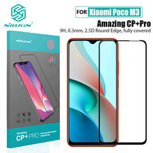 Für Xiaomi Poco M3 Gehärtetem Glas Nillkin CP + Pro H/H + Pro Anti-Explosion Ultra-thin Screen Protector Für Xiaomi Poco M3