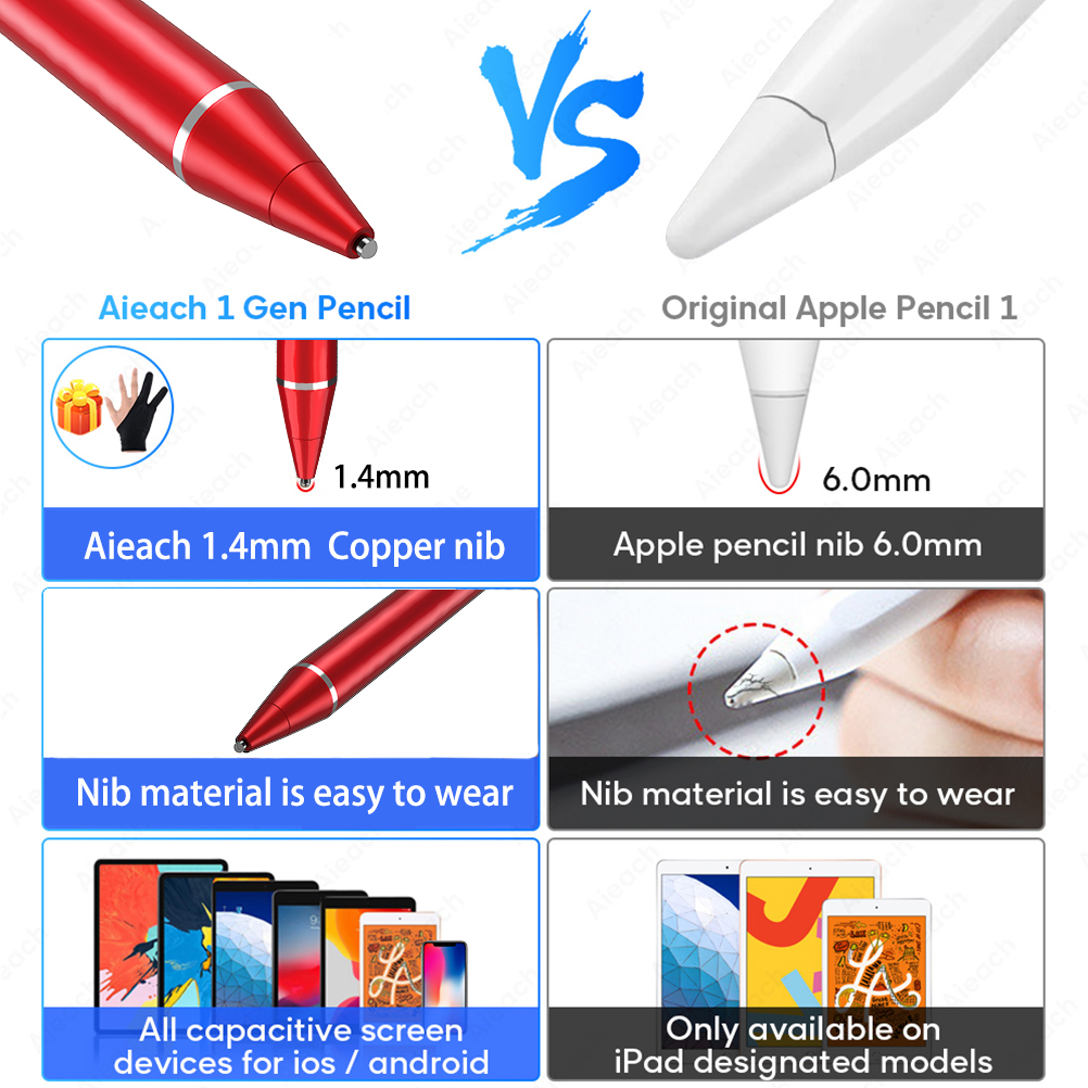 Universal Capacitive Stylus for IOS/Android 20