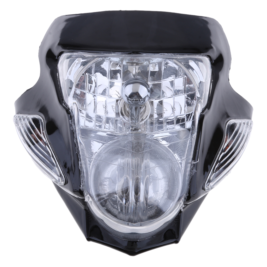 Headlight W/Signal For Suzuki GS500 GS1000 GS1100 GSXR 600 750 Streetfighter Head Light Lamp With Turn Signal