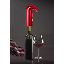Simple Practical Portable Household Food Safety Grade Material Fast Smart Electronic Wine Decanter Bar Accessories