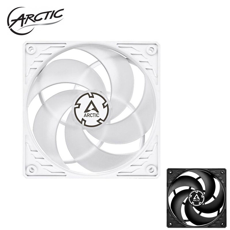 RGB Aura PWM Radiator Fan 120mm Computer Case Water Fluid Bearing 1800 RPM 4PIN
