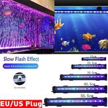 Led-Bar-Light Lighting Aquariums-Decor Underwater for 100-240V 15-55.5CM