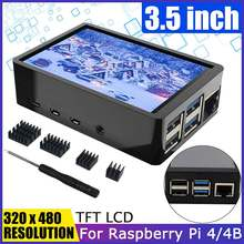 Sinks Monitor-Kit Lcd-Display Lcd-Touch-Screen Raspberry Pi Screwdriver TFT for 4/4b
