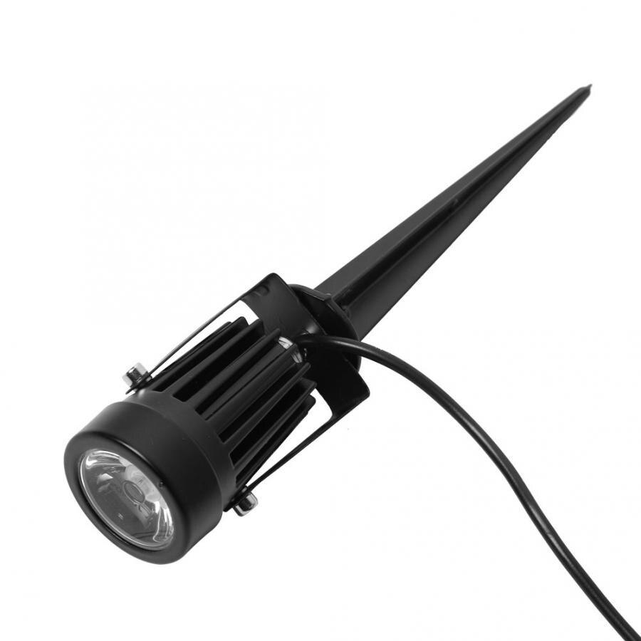 4W LED luz Solar de tierra luz exterior proyector para césped jardín Luz de jardín - 2