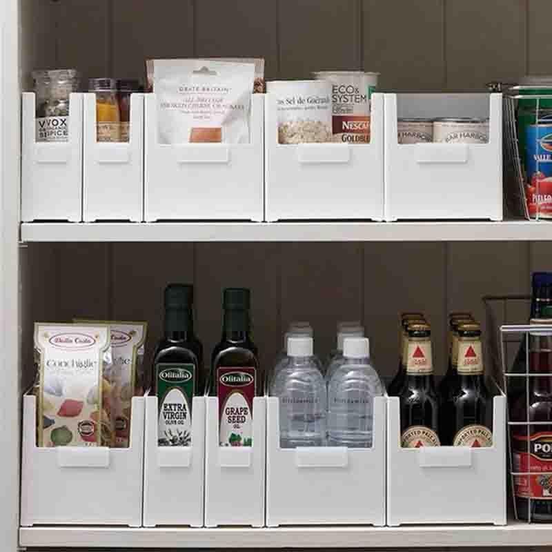 Multi-funzione Da Cucina Organizzatore Scatola Di Immagazzinaggio stoviglie Aromatizzati Dispensa Organizzatore Mensola Della Cucina Box Condimento Cucina Holder