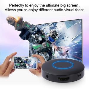 Image 4 - AllShare Cast DLNA Miracast Airplay Screen Mirroring HDTV Dongle HDMI Stick bezprzewodowy Wifi samochód AV RCA Adapter wideo telefon do telewizora