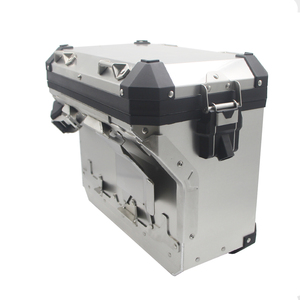 Image 4 - R1200GS مغامرة LC R1250GS/ADV LC R1250 R1200 R 1250 GS 2014 2019 دراجة نارية Panniers السرج حقيبة صندوق علبة علوية نمط أصلي