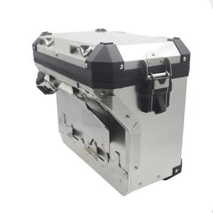 "Image 4 - עבור R1200GS הרפתקאות LC R1250GS/עו""ד LC R1250 R1200 R 1250 GS 2014 2019 אופנוע סלי תרמיל למעלה מקרה תיבת Orignal סגנון"
