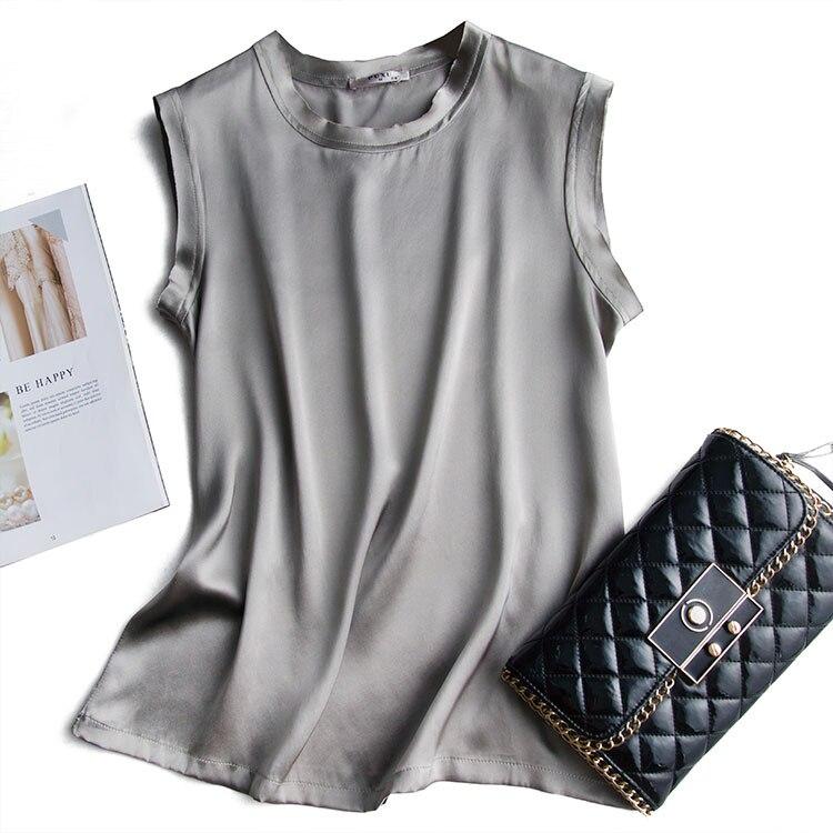 Womens Fashion Silk Camisoles