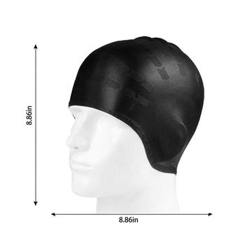 """Adults Swimming Caps <p class=""""product-title-text"""" data-spm-anchor-id=""""a2g0o.detail.1000016.i2.6e7453f2k7oXhz"""">Adults Swimming Caps Men Women Long Hair Waterproof Swim Pool Cap Ear Protect Large Natacion Badmuts Silicone Diving Hat.</p> - FitnessKim"""