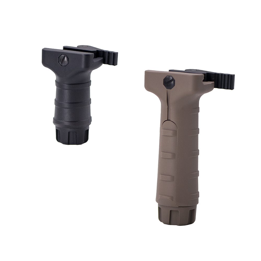For Jinming8 Gen8 MK18 MKM2 Gel Blaster Airsoft Refitting Accessories TD Quick Demolition Tactical Nylon Straight Grip Paintball