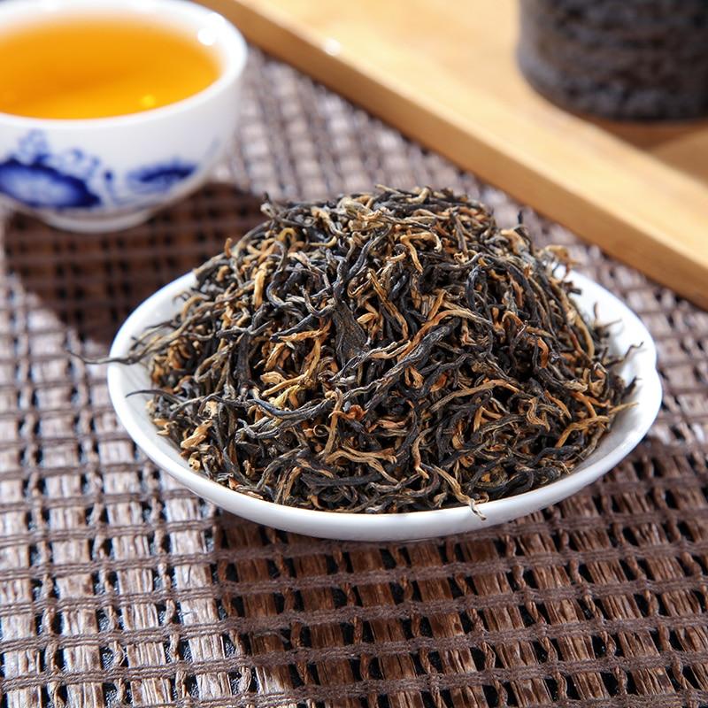 China Natural Green Organic Kim Chun Mei Black tea A Best Lapsang Souchong tea Chinese Jin Jun Mei tea jinJunmei oolong tea