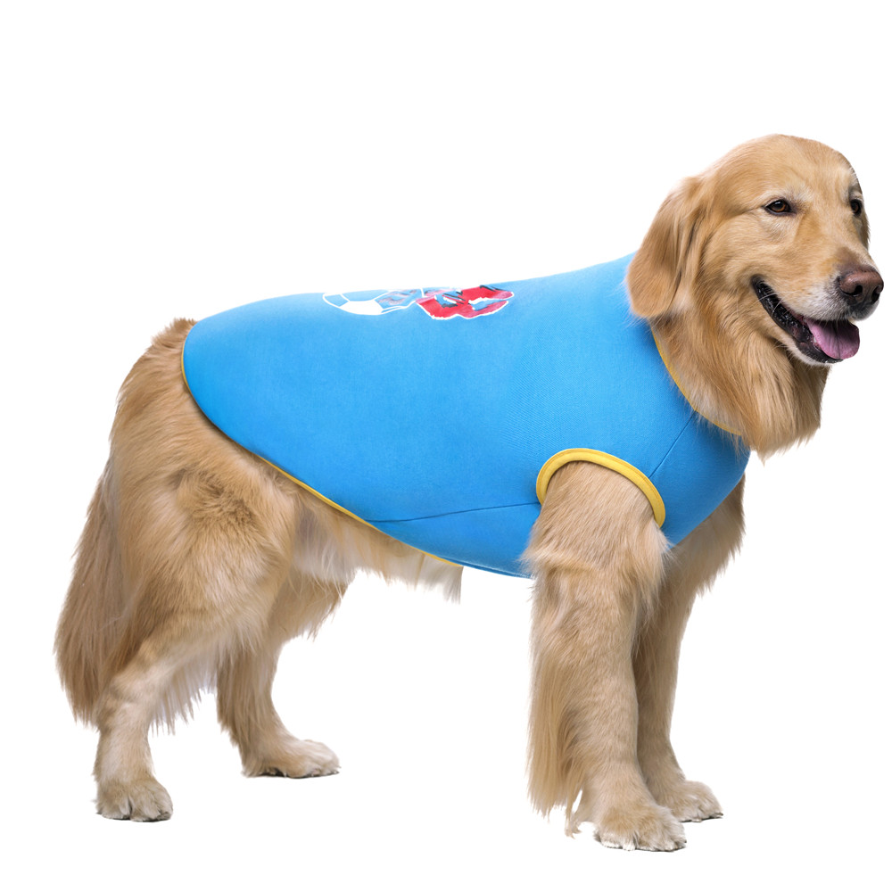 2020 Summer Dog Clothes Shirt For Dogs (3)