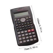 Школьный инженерный научный калькулятор студенческие стационарные