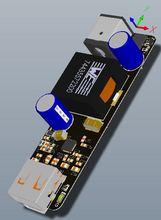 Diy Auto Opgeladen Met Desktop Mobiele Voeding SW3518S Pps Vooc Plus Dash QC4 + Scp Pd 100W