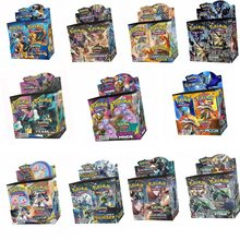 324 pièces Pokemon cartes soleil & lune caché destins Booster boîte à collectionner jeu de cartes à collectionner pour enfant cadeau 2020 plus récent Style