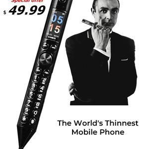 ZANCO Smart Pen World Thinnest Mobile Ph