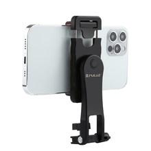 Puluz 360 graus de rotação vertical horizontal tiro telefone abs braçadeira suporte para iphone, galaxy, huawei, xiaomi, sony