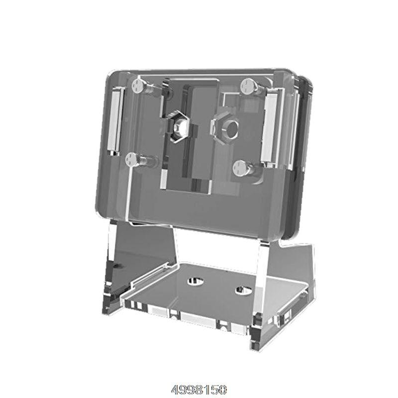 1Set Acrylic 5MP Camera Holder Bracket For Raspberry Pi 1-4 V2 Official Camera