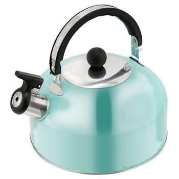 Płaska podeszwa czajnik trwały czajnik wrzący czajnik czajnik do herbaty ze stali nierdzewnej z płaska podeszwa dźwięki tanie i dobre opinie CN (pochodzenie) STAINLESS STEEL Ekologiczne Na stanie Flat Bottom Kettle