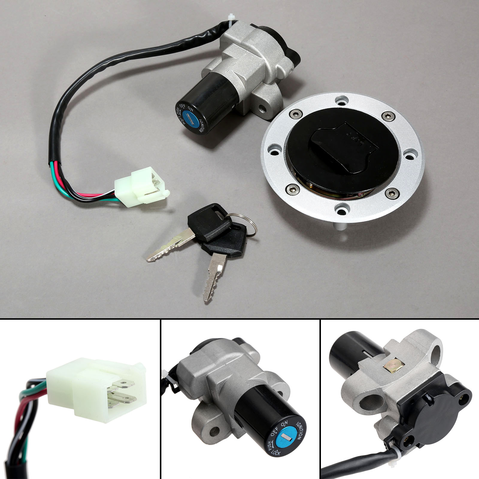 Motorcycle Ignition Switch Lock…