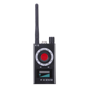 Camera Multi-Function Anti-Spy-Detector Wireless-Products RF GPS Tracker GSM K18 Audio-Bug-Finder