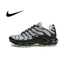 Original Nike Air Max Plus Tn plus Men's Breathable Running Shoes Sports Sneaker