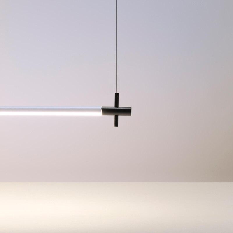 Минималистичный дизайнерский подвесной светильник для ресторана, столовой, подвесной светильник s, современный светодиодный подвесной све