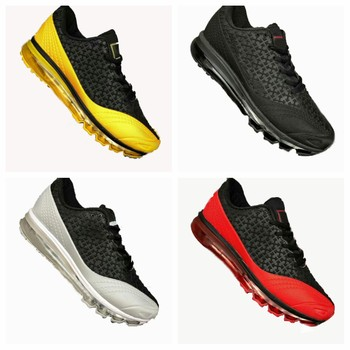 Good Quality New 2020 men's hoverpad running shoes yellow comfort sneakers Black  gray red Sports shoes