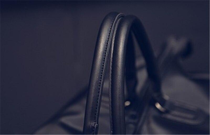Nova grande capacidade portátil saco de viagem