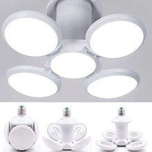 LEADLY Folding LED Light 85-265V E27 LED Lamp