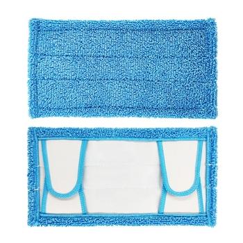 Wymiana mopa podłogowego Mop Pad Mop na mokro i na sucho Mop do zamiatarki Swiffer Mop do czyszczenia podłóg Mop Cleaner akcesoria tanie i dobre opinie OOTDTY CN (pochodzenie) Microfiber