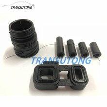 6hp26 6hp28 transmissão tubo de vedação válvula corpo manga kit vedação para bmw audi land rover jaguar vw