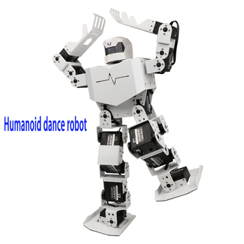 Newest Humanoid Dancing Robot Dancing Robosoul H5s Intelligent Education Programmable Bionic